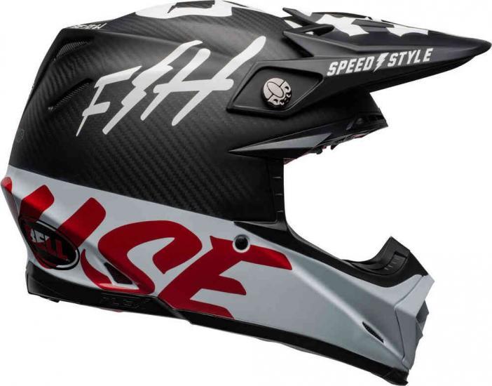 Bell Moto-9 Flex Fasthouse Motocross Helmet
