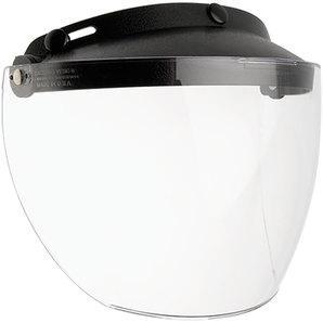 Bell Custom 500 MXL 3-Snap Flip Shield