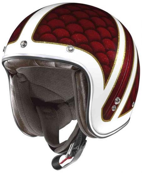 X-lIte X-201 Santa Monica Demi Jet Helmet