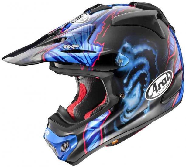 Arai MX-V Barcia Motocross Helmet
