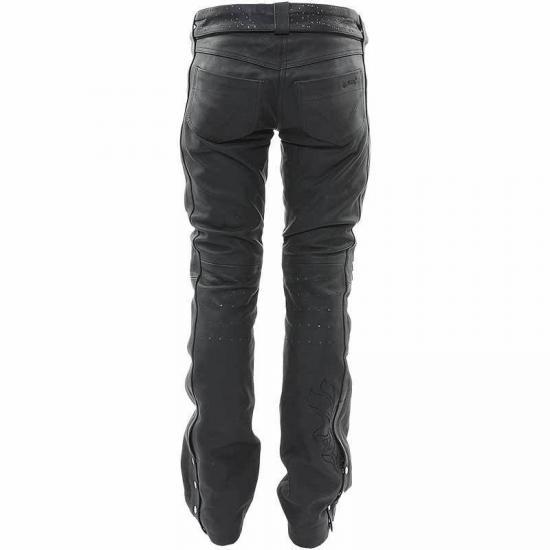 Bores Caroline Ladies Leather Pants Waterproof