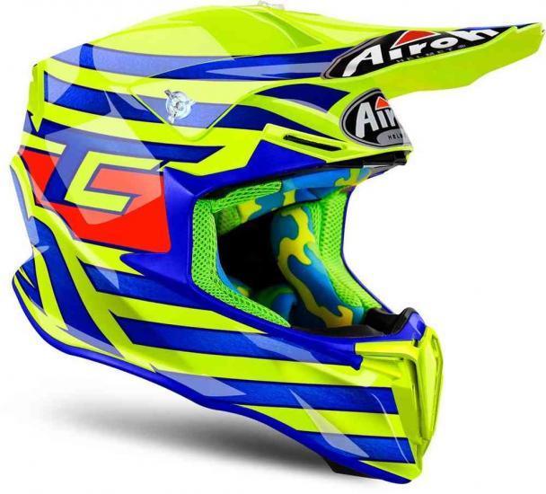 Airoh Twist Cairoli Qatar Motocross Helmet