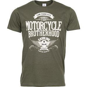 Gasoline Bandit T-Shirt Motorcycle Brotherhood