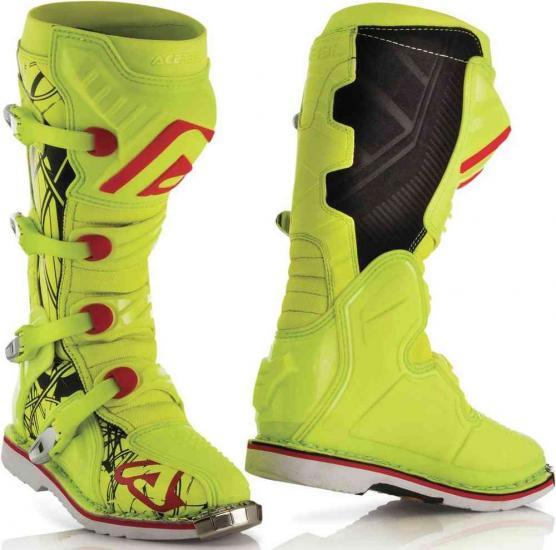 Acerbis X-Pro V. Motocross Boots