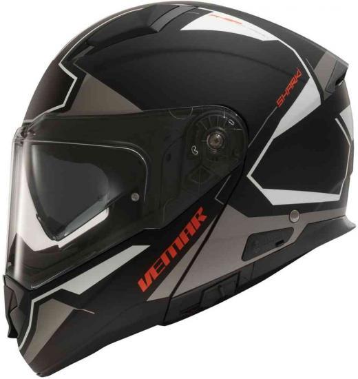 Vermar Sharki Cutter Motorcycle Helmet