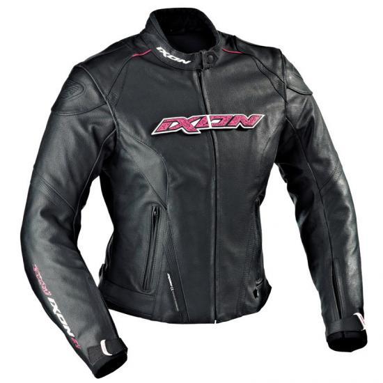Ixon Diamond Ladies Leather Jacket