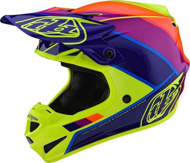 Troy Lee Designs SE4 Beta MIPS Motocross Helmet