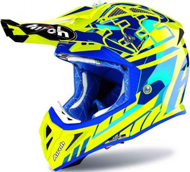 Airoh Aviator 2.3 Replica Cairoli 2020 Motocross Helmet
