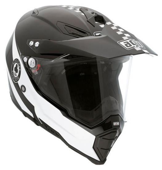 AGV AX-8 Dual Evo Ace Cafe Enduro Helmet