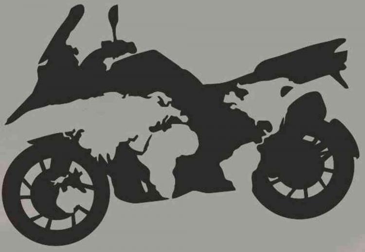Booster Moto Planisvero Sticker Set