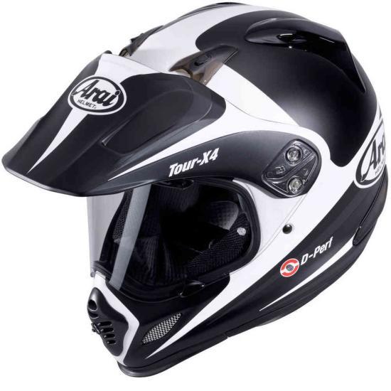 Arai Tour-X 4 Route Enduro Helmet White Matt