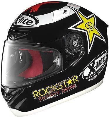 X-Lite X802 Lorenzo Black Replica 48 Helmet