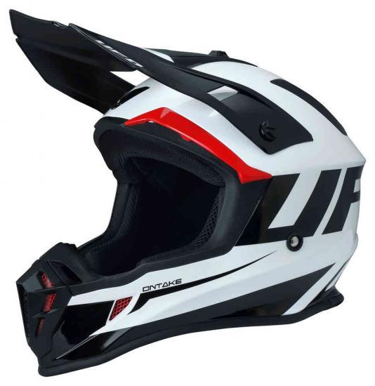 UFO Quiver Ontake Motocross Helmet