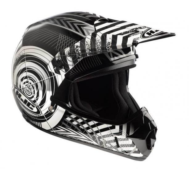 HJC CL-XY Wanted Kids Cross Helmet