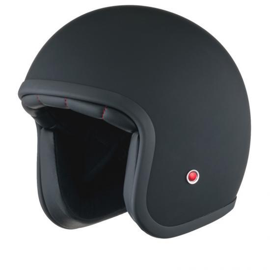 IXS HX 89 Flat Black without Buttons