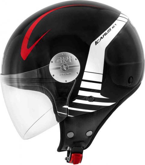 GIVI 10.7 Mini J Icarus Jet Helmet