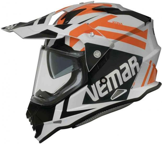 Vemar Kona Desert Motocross Helmet