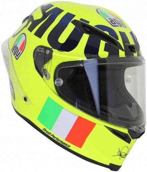AGV Corsa R Valentino Rossi 2016 Limited Edition Mugello Helmet