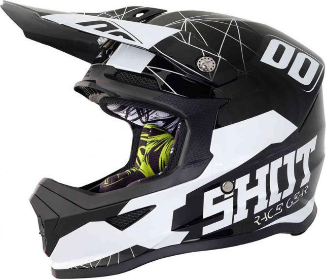 Shot Furious Spectre Kids Helmet