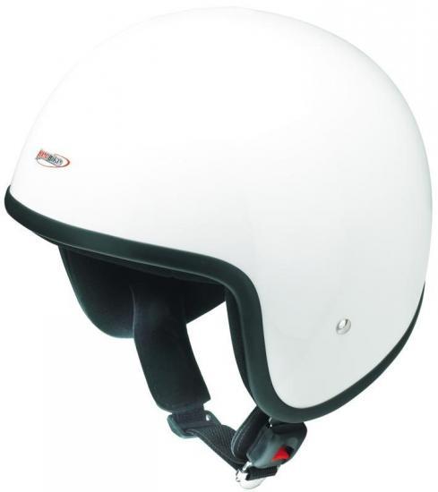 RB 650 Jet Helmet White