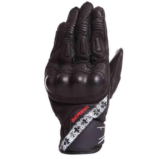 Bering Raven Women's Motorcycle Gloves