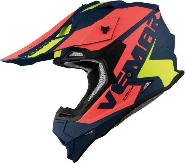 Vemar Taku Blade Motocross Helmet