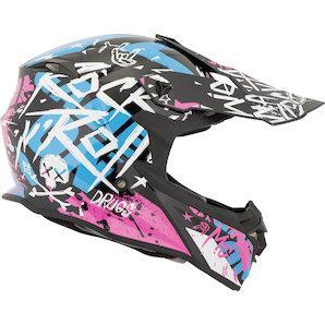 MTR X6B Motocross Helmet