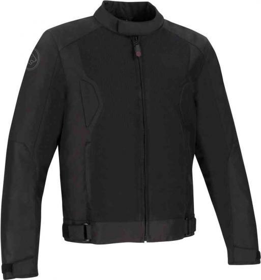 Bering Riko Big Size Women's Motorcycle Textile Jacket