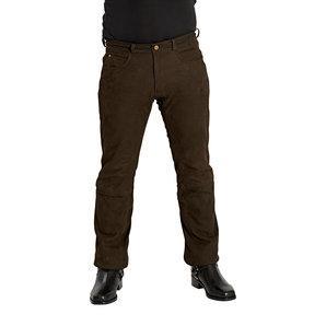 Highway 1 Fashion Nubuk Leather Jeans