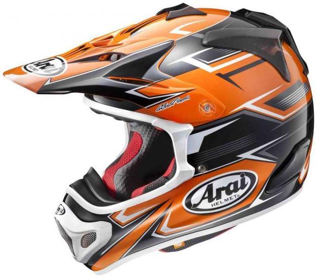 Arai MX-V SLY Motocross Helmet