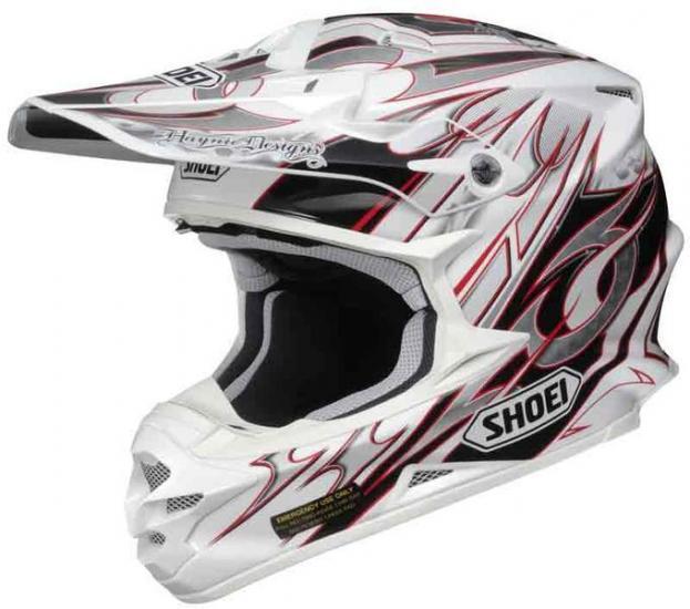 Shoei VFX-W K-DUB 3 TC-1 Motocross Helmet
