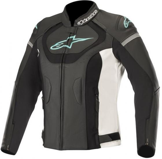 Alpinestars Stella Jaws V3 Ladies Motorcycle Leather Jacket