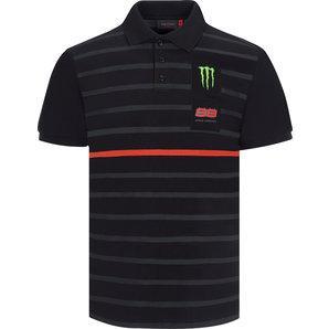 Monster Lorenzo Stripes Poloshirt