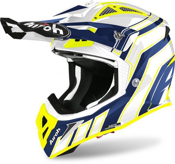 Airoh Aviator ACE Art Motocross Helmet