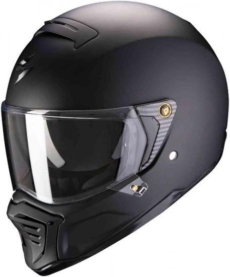 Scorpion EXO-Fighter Solid Helmet