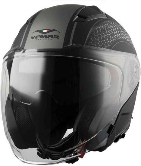 Vemar Feng Hive Jet Helmet