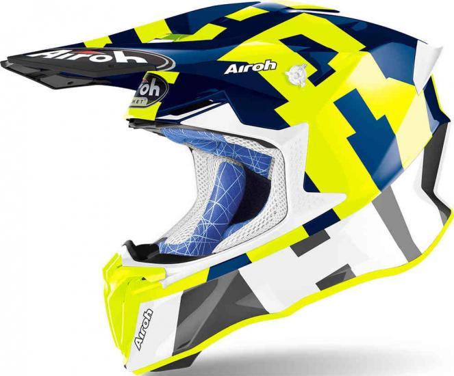 Airoh Twist 2.0 Frame Motocross Helmet