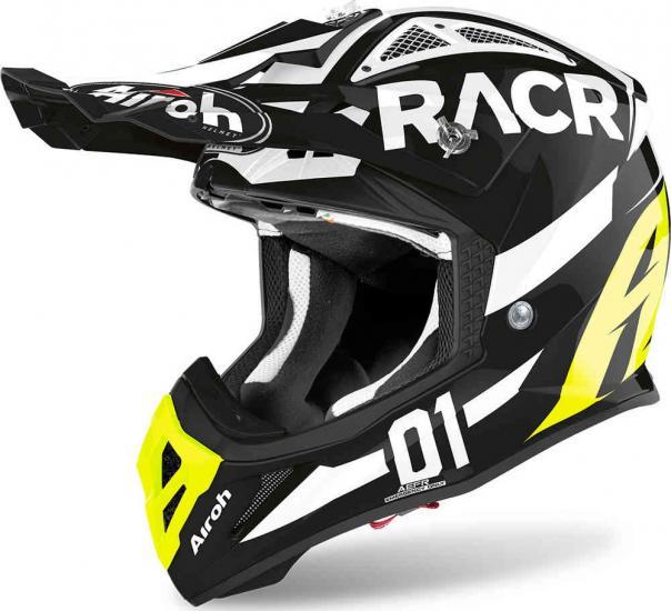 Airoh Twist 2.0 Racr Motocross Helmet