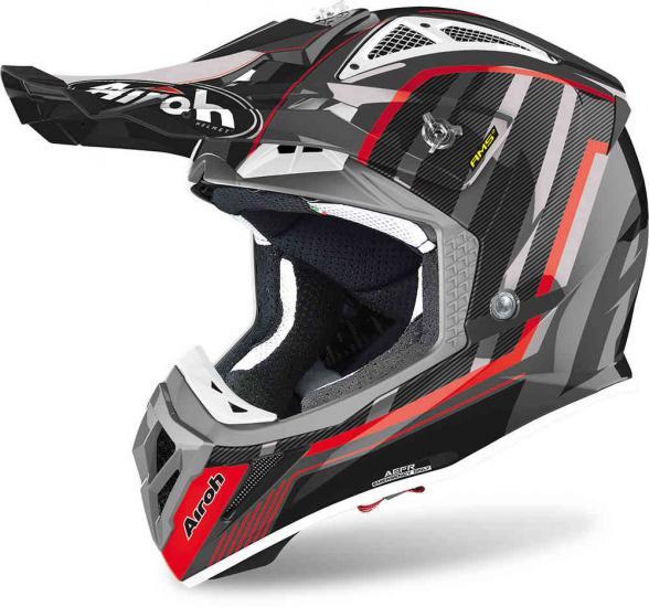 Airoh Aviator 2.3 Glow Motocross Helmet