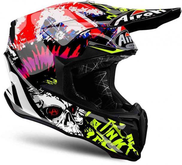 Airoh Twist Crazy Motocross Helmet