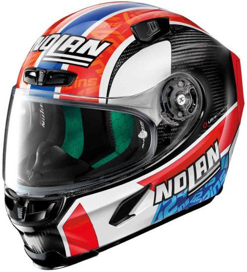 X-Lite X-803 Ultra Carbon Rins Helmet