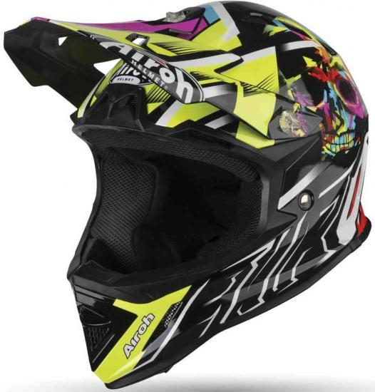 Airoh Archer Mistery Kids Motocross Helmet