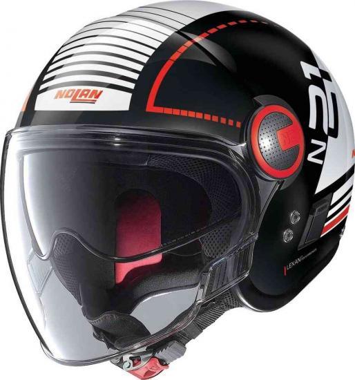 Nolan N21 Visor Runabout Jet Helmet
