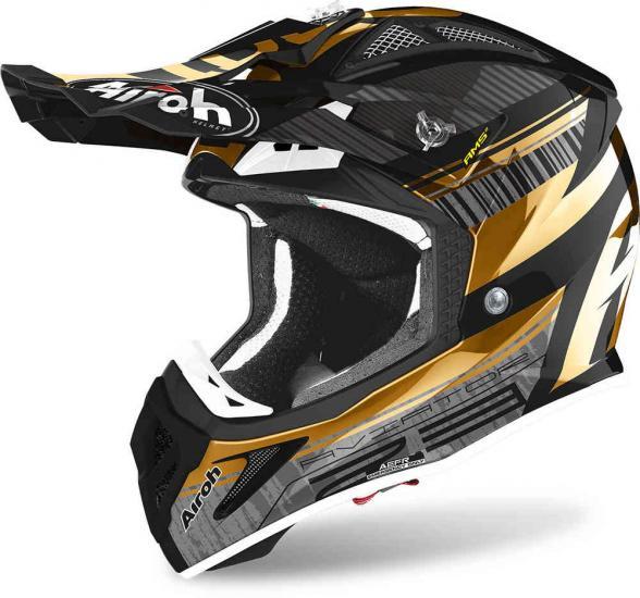 Airoh Aviator 2.3 Novak Motocross Helmet