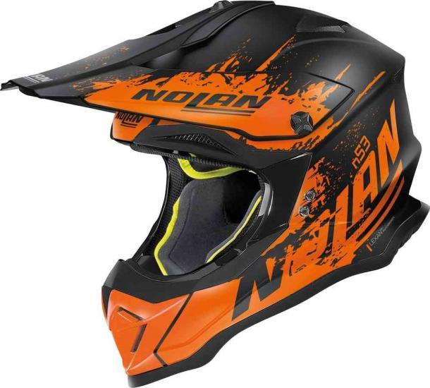 Nolan N53 Savannah Motocross Helmet