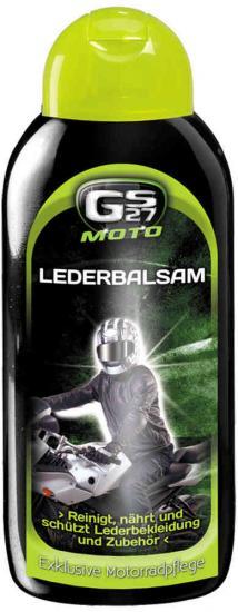 GS27 Moto Leather Treatment