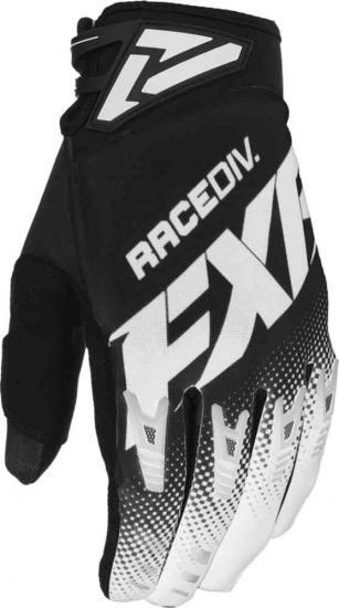 FXR Factory Ride Adjustable Motocross Gloves