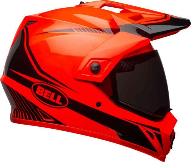 Bell MX-9 Adventure Mips Torch Enduro Helmet