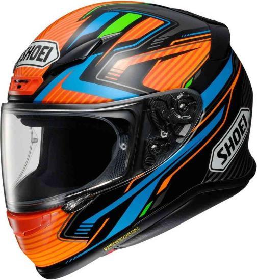 Shoei NXR Stab Helmet