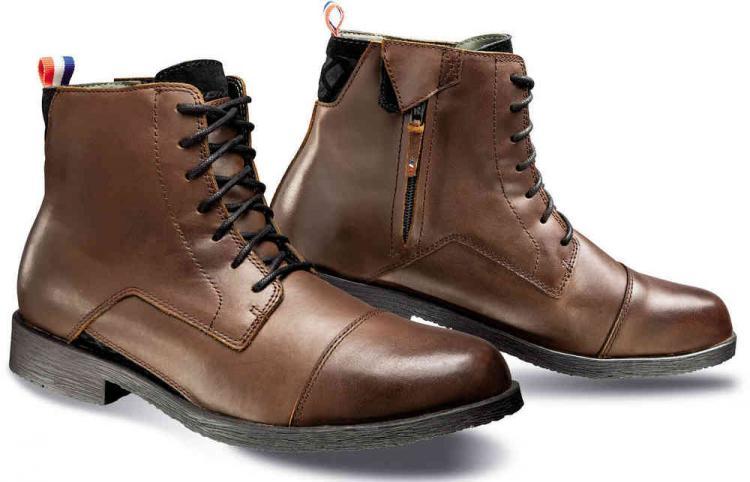 Ixon Greenwich Motorcycle Boots